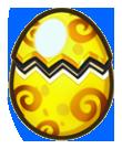 Gold Prize Egg