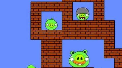 Злые Птицы и Марио (Angry Birds vs. Mario)