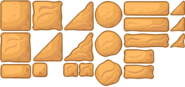 INGAME BLOCKS SAND 1