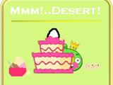 Mmm!.. Dessert!