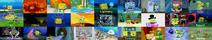 ABTEC Elements Potrayed by SpongeBob