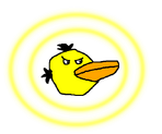 Angry Birds Light Bird