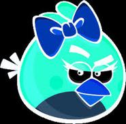 Female Time Gobbler Bird