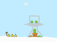 Snow of the snorkers/Level 1-1