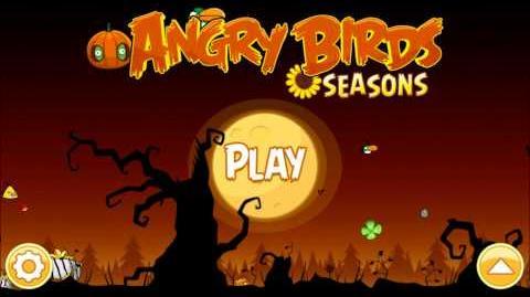 Trick Or Treat - Angry Birds Seasons Music