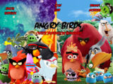 Angry Birds Movie Outer Dimension Runaway