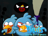 Angry Birds: The Blues and the City of Spirits