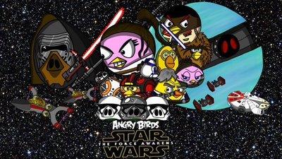 Angry birds star wars iii angry birds fanon wiki - Angry birds star wars 7 ...