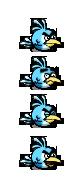 Trailer design blue angry birds the blues sprites by koshechkazlatovlaska-d5h2g9i