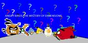 Angry birds mystery of dimensions