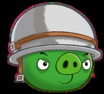 Helmet Pig-0