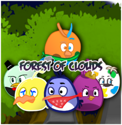 Forest of Cloudsicon