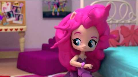 My Little Pony - Equestria Girls Mini Series