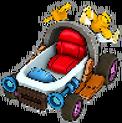 Bluescart