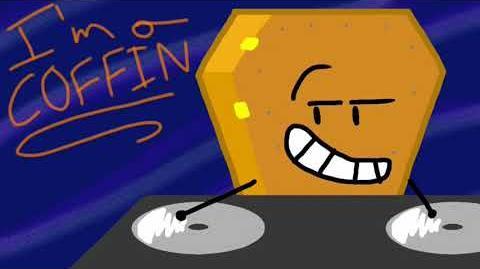 I'm a Coffin Remix OC