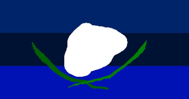 Buho Island Flag