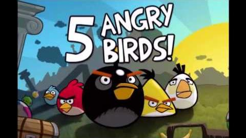 The Angry Birds Rap New Video!!!
