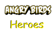 Nadija03 Angry Birds Heroes Logo
