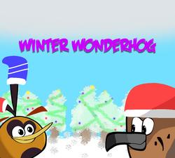 Winter Wonderhog New Icon