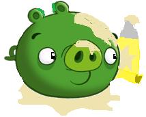 Glue Pig