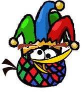 Jester bird