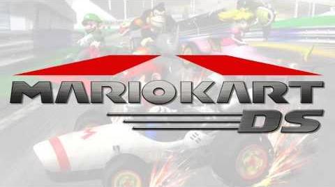 Mario Kart DS OST - Figure-8 Circuit