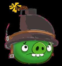 BombshellHelmetPig