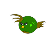 Green bomb bird by greenbombangrybird-d5bnod9