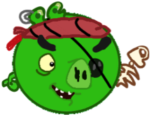 Pirate Pig-0