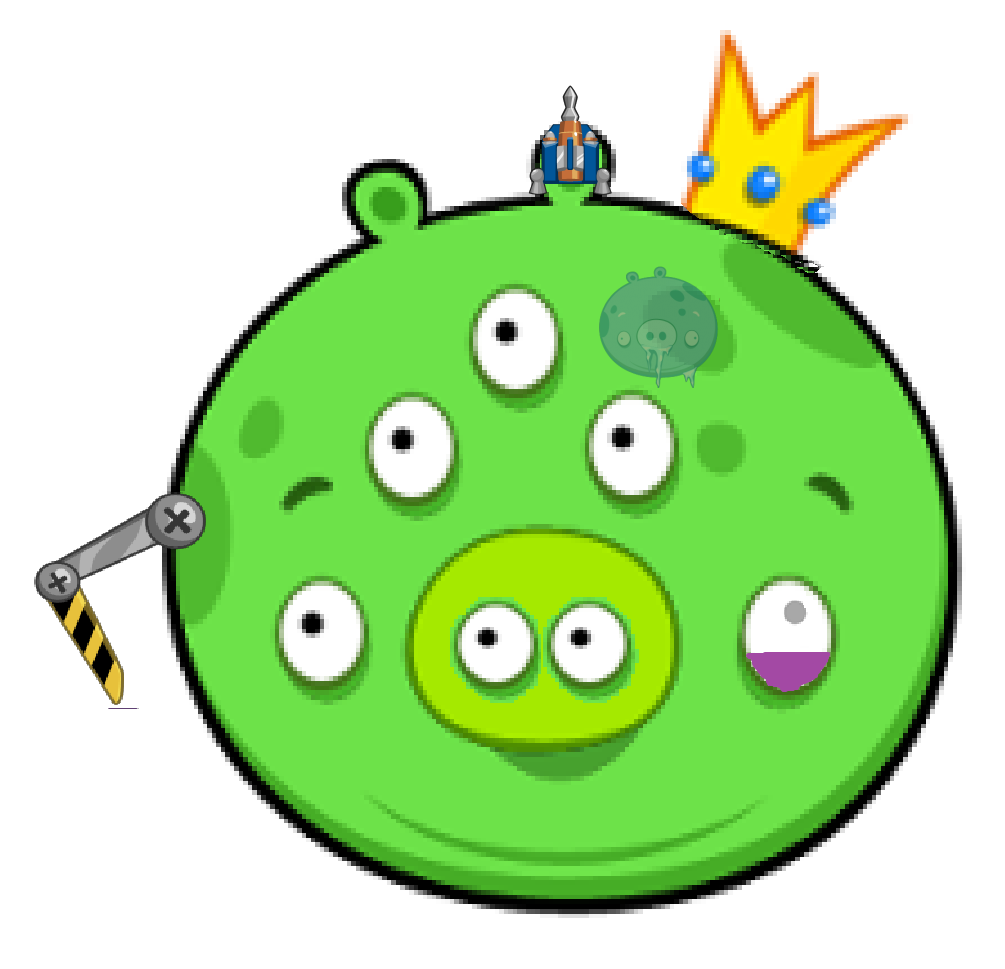 super mega pig | angry birds fanon wiki | fandom poweredwikia
