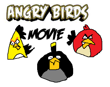 Angry Birds Movie Front