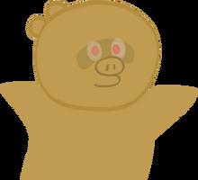 Desert Piggy