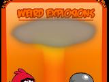 Weird Explosions