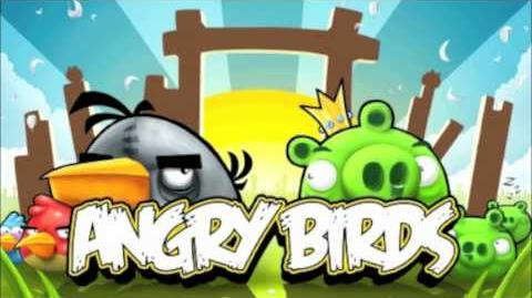 Angry Birds Theme Song Remix