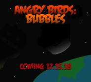 Angry Birds Bubbles New Teaser