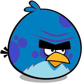 Ocean Blue Bird | Angry Birds Fanon Wiki | FANDOM powered by