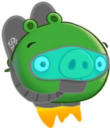 Jetpack Pig AB3