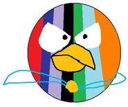 Angy Bird Art