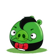 Servant pig