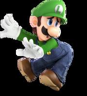 Luigi - Super Smash Bros. Ultimate