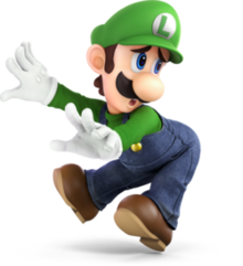 Luigi - Super Smash Bros. Ultimate