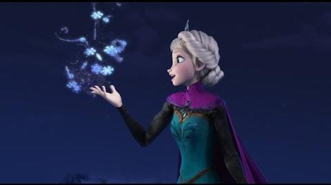 Frozen Libre Soy Elsa