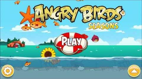 Piglantis - Angry Birds Seasons Music