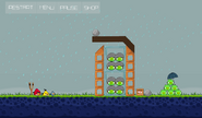 Angry Birds - Level 22-6 - Rainy Days