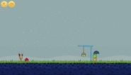 Angry Birds - Level 22-1 - Rainy Days