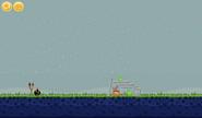 Angry Birds - Level 22-2 - Rainy Days