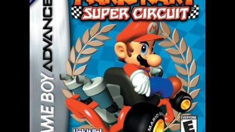 Mario Kart Super Circuit Music - Sky Garden