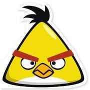 Yellow Cut Bird