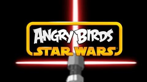 Angry Birds Star Wars The Force Awakens Trailer