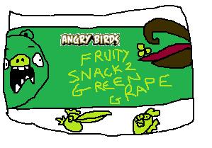 AB Fruit Green Grape